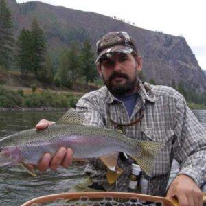 clark fork river fly fishing trip