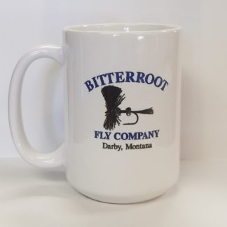BFC Logo Coffee Mug Brook Trout
