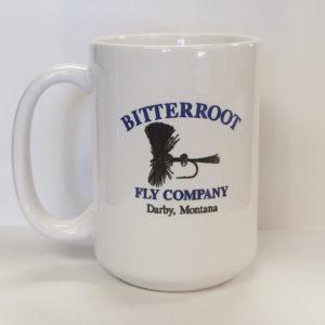 BFC Logo Coffee Mug Brook Trout