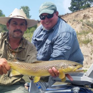 Blackfoot River Fly Fishing Trip