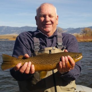 Madison River Fly Fishing Trip