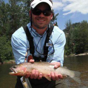 Bitterroot River Fly Fishing Full Day