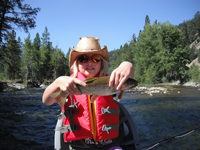 Learn to Fly Fish on the Bitterroot River
