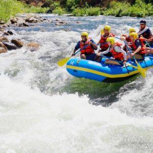 Bitterroot River Rafting