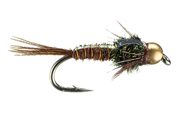 Flash Back Bead Head Pheasant Tail nymph