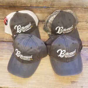 BFC Logo Waxed Cloth Hats