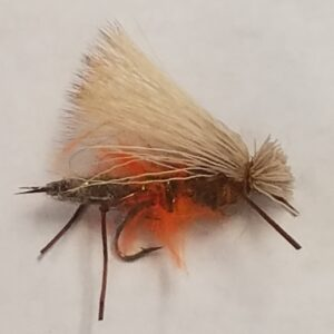 Cat Vomit Salmon Fly