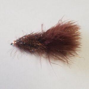Coffee Sparkle Minnow-Crawfish Brown