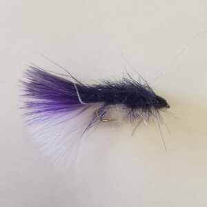 Coffey's Sparkle Minnow - Purple