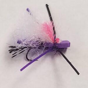 Micro Chubby Purple Hi Vis