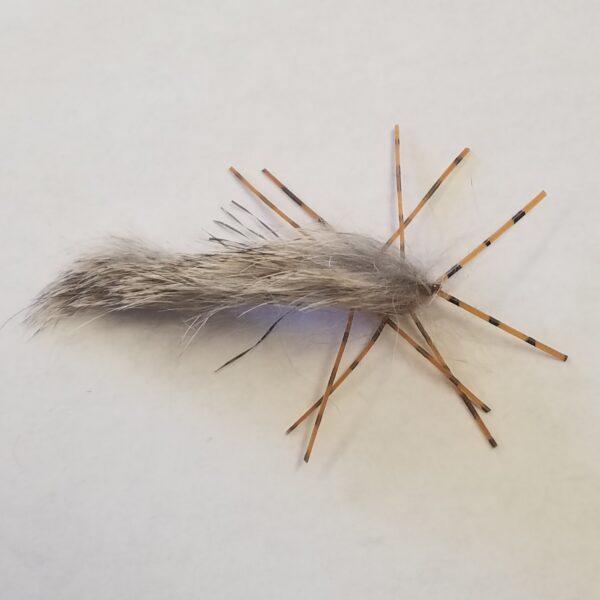 Zirdle Bug Jig Natural over Rust-Biege