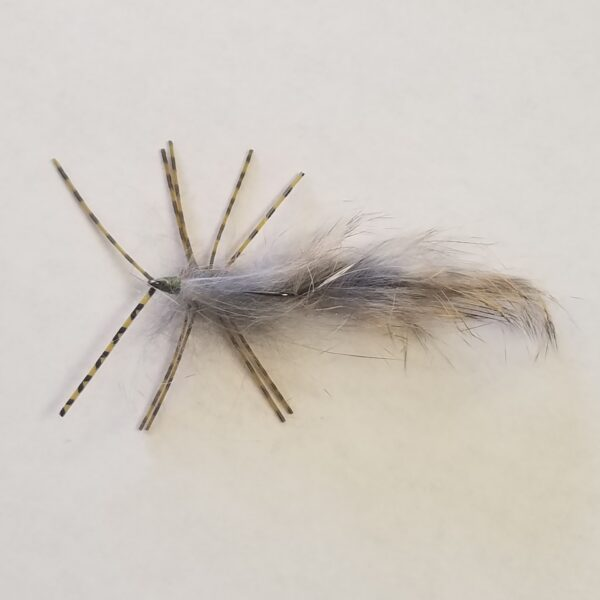 Zirdle Bug Jig Natural over Rust-Olive