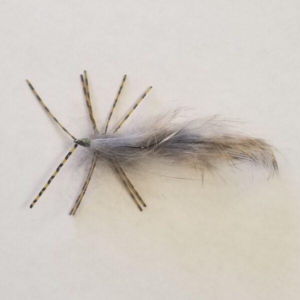 Zirdle Bug Jig Natural over Rust-Olive