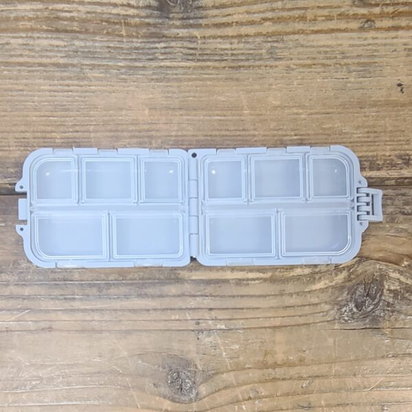 Small Flip Open Fly Box