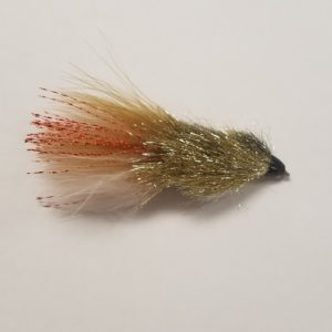 Coffeys CH Sparkle Minnow Sculpin