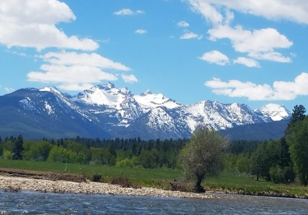 Fly Fishing Vacation Packages Bitterroot River Bitterroot Valley