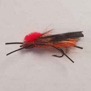 Black Wing Salmon Fly