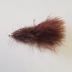 Coffee Sparkle Minnow-Crawfish Brown