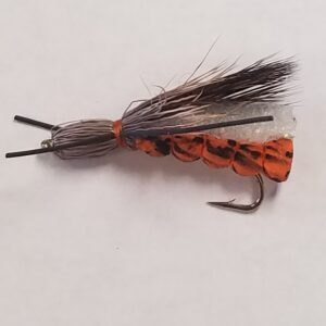 Bob's Bullet Head Salmon Fly