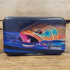 MFC Poly Fly Box A. D Maddox Brown Snack BFC Logo